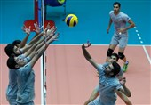 Iran Volleyball to Play USA in Slovenia