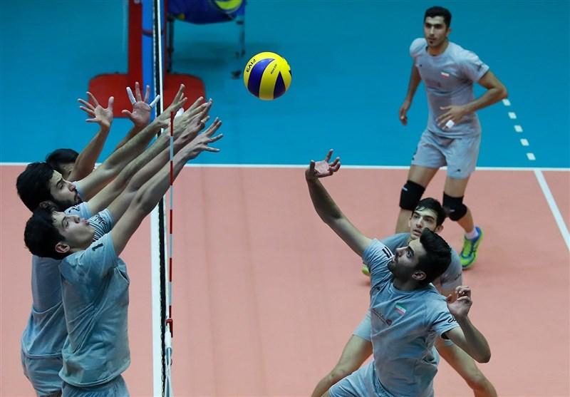 اعلام اسامی بازیکنان و مربیان تیم ملی والیبال ایران