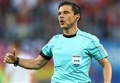 فوتبال جهان| اعلام اسامی داوران شب نخست از هفته سوم لیگ قهرمانان اروپا
