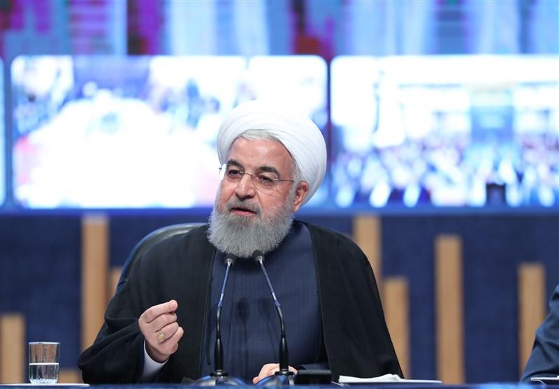 روحانی: آمریکاییها از طرق مختلف پیغام مذاکره میفرستند