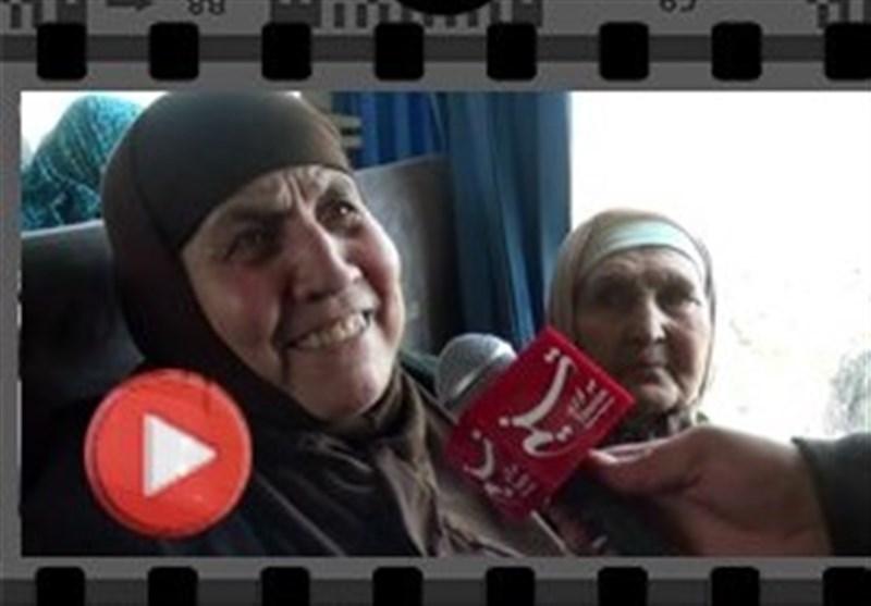 دوربین تسنیم در گذرگاه «العیس» حلب؛ تولد دوباره اهالی «اشتبرق» پس از رهایی از زندانهای النصرة