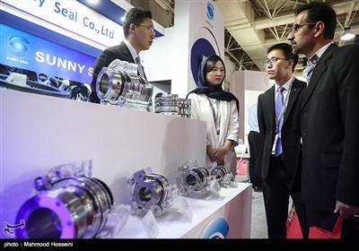 International Oil, Gas Exhibition Underway in Tehran