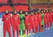 Iran Advances to AFC Women's Futsal Championship Quarters