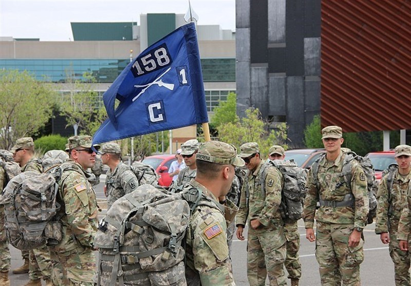 اعزام ۴۰۰ نظامی گارد ملی ایالت «آریزونا» به افغانستان