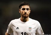 We Must Win First World Cup Game against Morocco: Jahanbakhsh