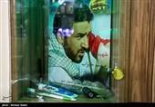 اصفهان| ماجرای گریههای فرزند شهید مدافع حرم هنگام تماشای سریال پایتخت + فیلم