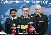Commander Deplores Lack of Int'l Cooperation with Iran Cyber Police