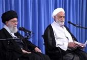 سخنرانی حجتالاسلام قرائتی در جلسه درس خارج فقه امامخامنهای + متن سخنرانی