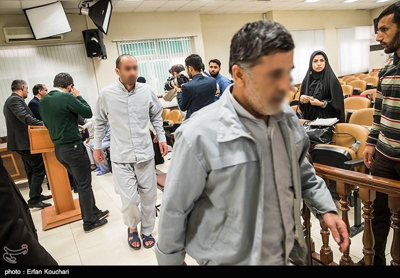 آخرین جلسه رسیدگی به اتهامات عوامل گروهک تروریستی داعش در حمله به مجلس و حرم امام خمینی (ره) عکاس :