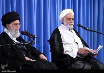 جلسهی درس خارج فقه حضرت آیتالله العظمی خامنهای