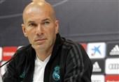 اظهارات زیدان در مورد ترکیب رئال مادرید در فینال اروپایی و نیمار