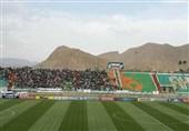 حاشیه دیدار ذوبآهن - استقلال|حضور هواداران استقلال و باز شدن درهای ورزشگاه فولادشهر + تصاویر