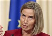 موگرینی: مطمئنم که اروپا به همراه دیگران میتواند برجام را حفظ کند