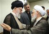 امام خامنهای درگذشتِ امام جمعه شیراز را تسلیت گفتند