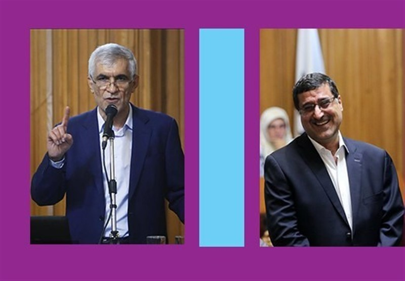شهردار آینده تهران کیست؟ ,