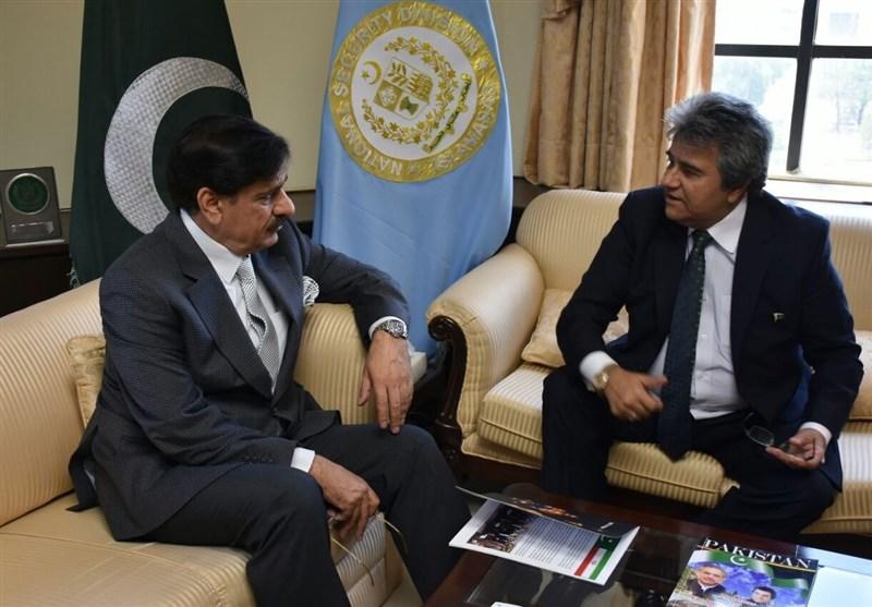 تاکید رئیس سازمان توسعه گردشگری پاکستان بر اهمیت ارتباط با ایران