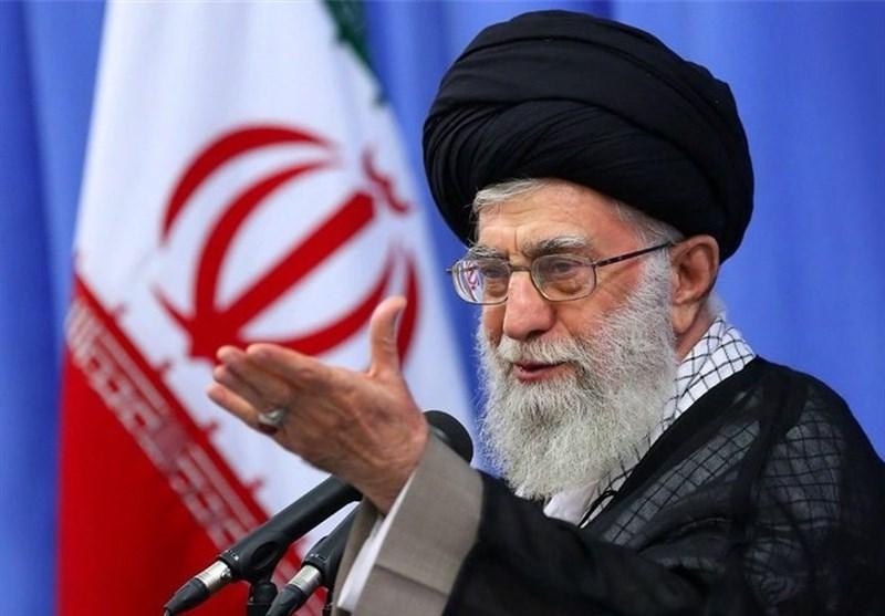 آرین غلامی با امام خامنهای دیدار کرد