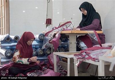 حمایت ازکالای ایرانی /کارگاه دوخت و دوز