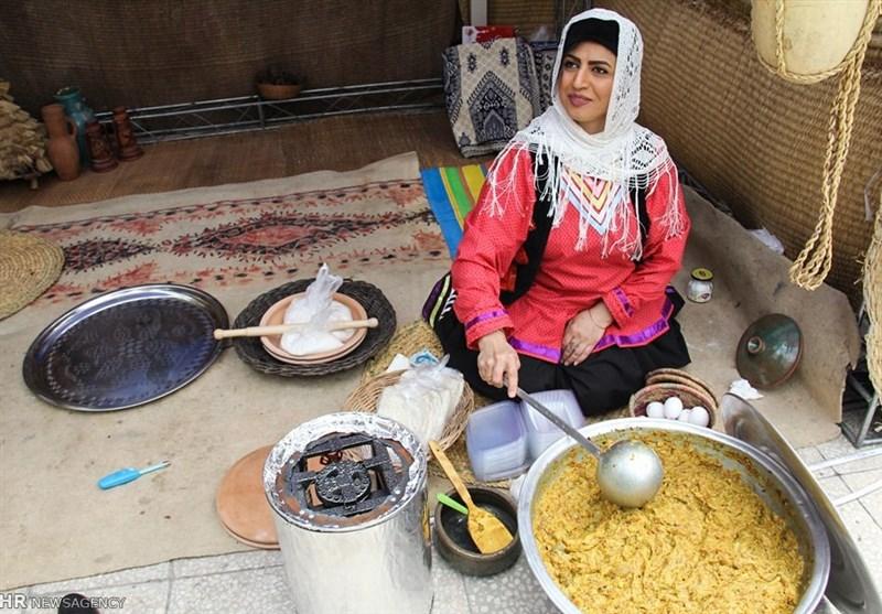 دومین جشنواره بزرگ اقوام در قزوین افتتاح شد