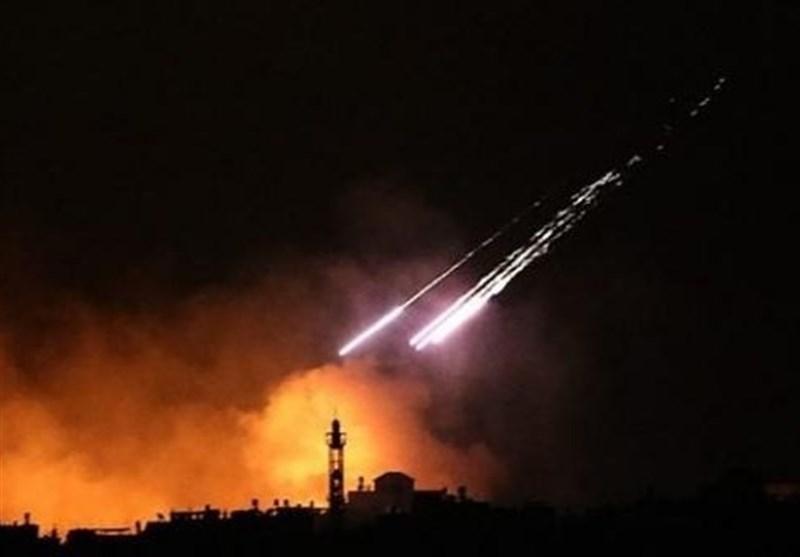İsrail Golan'daki Tanklarla Kuneytra'yı Vurdu