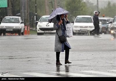 هواز  ادامه بارش ها در خوزستان تا فردا؛ احتمال وقوع سیلاب