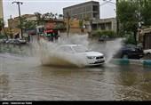 پیشبینی 3 روز بارانی برای 20 استان/رگبار در تهران