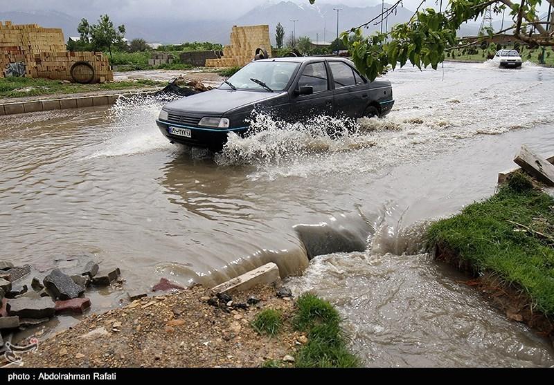 آخر هفته بارانی برای غالب نقاط کشور/ بارش باران شدید در۱۵ استان