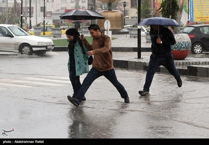 باران بهاری در 18 استان از امروز تا شنبه
