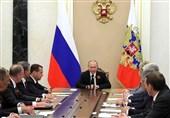نشست پوتین و شورای امنیت ملی روسیه درباره خروج آمریکا از برجام