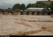 لایروبی رودخانه خرمآباد در هالهای از ابهام؛کابوس مردم از تکرار سیل+تصاویر