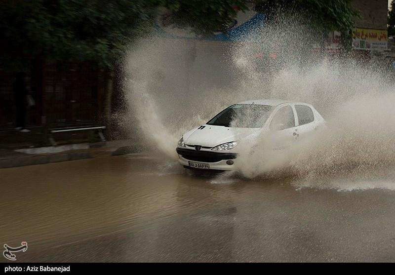طغیان 66 رودخانه در استان قزوین؛ آماده باش عوامل راهدارخانههای قزوین