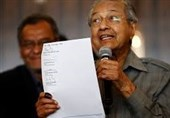 Malaysia's Mahathir Says Expects to Be Sworn In as PM Thursday