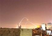 شنیده شدن صدای آژیر شلیک موشک در جولان اشغالی
