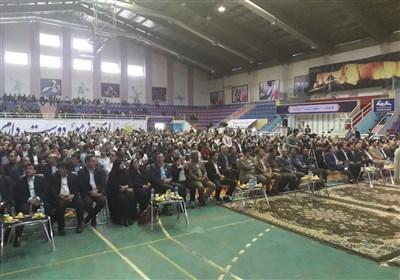 خرمآباد مراسم نکوداشت روز خرمآباد برگزار شد