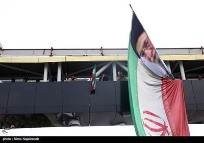 تجمع اعتراض آمیز در محکومیت امریکا - مشهد