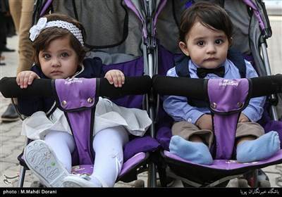Iranian Twins Convene to Celebrate Twins and Multiples National Day