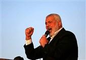 هنیه: حتی از یک وجب از خاک فلسطین کوتاه نمیآییم/ قدس متعلق به ما است