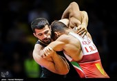 کشتیگیر ناشنوای زنجانی مدال طلای مسابقات جهانی روسیه را به دست آورد