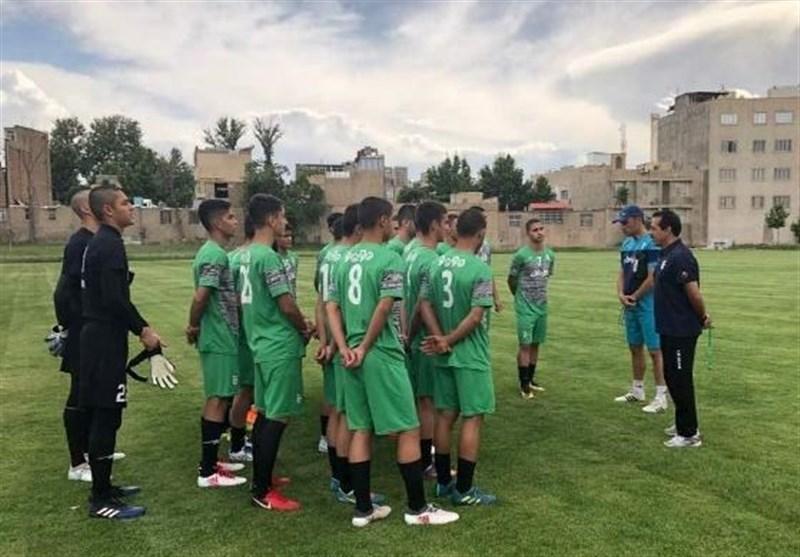 اعلام فهرست نهایی تیم فوتبال نوجوانان برای مسابقات قهرمانی آسیا