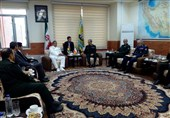 Iran, Bolivia Discuss Defense Ties
