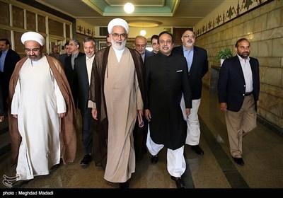 پاک ایران اٹارنی جنرلز کی ملاقات، تصویری جھلکیاں