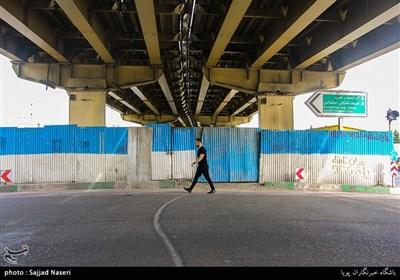 محله های تهران - گیشا