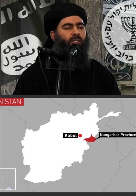 گمانهزنیها درباره انتقال «ابوبکر البغدادی» به شرق افغانستان