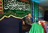 مقدم فر در جمع مدیران مدارس معارف اسلامی- 1