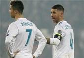 راموس از فهرست بازیکنان رئال مادرید خط خورد