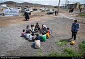 سفیران کار و تلاش مازندران در اردوهای جهادی بسیج سازندگی