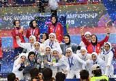 AFC: زنان ایران ملکههای فوتبال آسیا ماندند