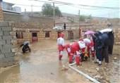 آبگرفتگی 11 روستا در پی بارندگی بلوچستان؛ بیش از 140 سیلزده امدادرسانی شدند