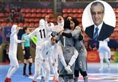 پیام تبریک رئیس AFC و سرمربی تیم ملی فوتسال به زنان قهرمان ایران