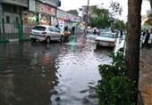 سمنان| هواشناسی درباره سیل و آبگرفتگی معابر در سمنان هشدار داد